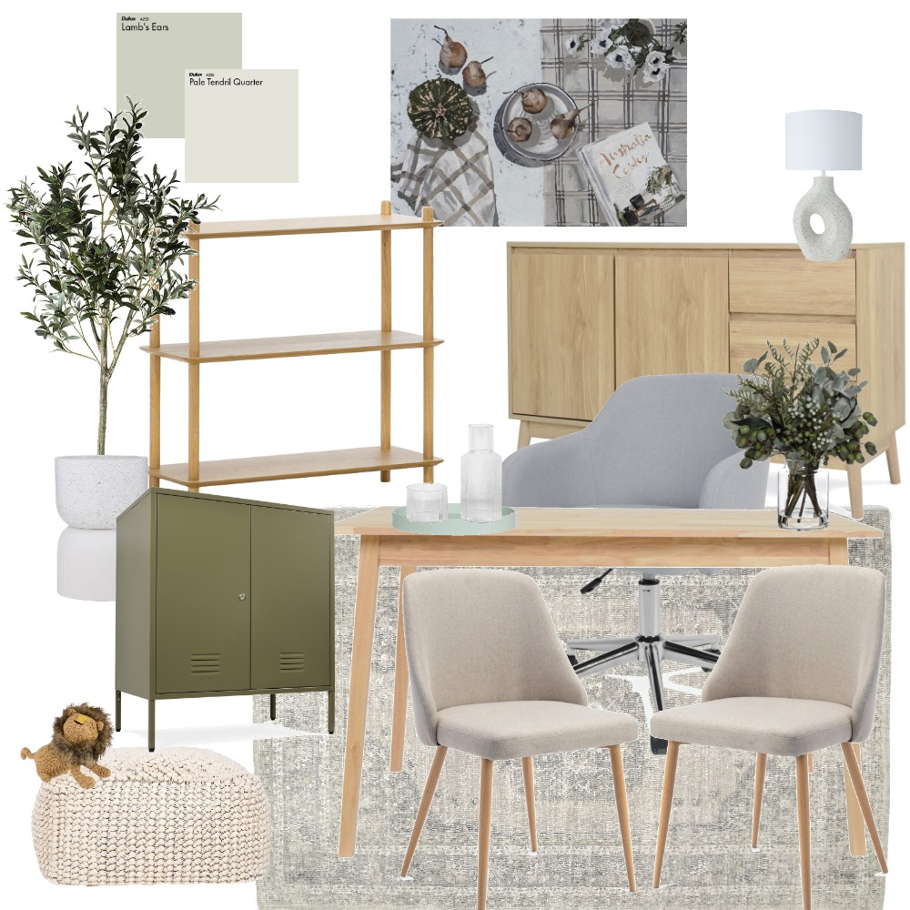 Mims office Interior Design Mood Board by katehassett on Style Sourcebook