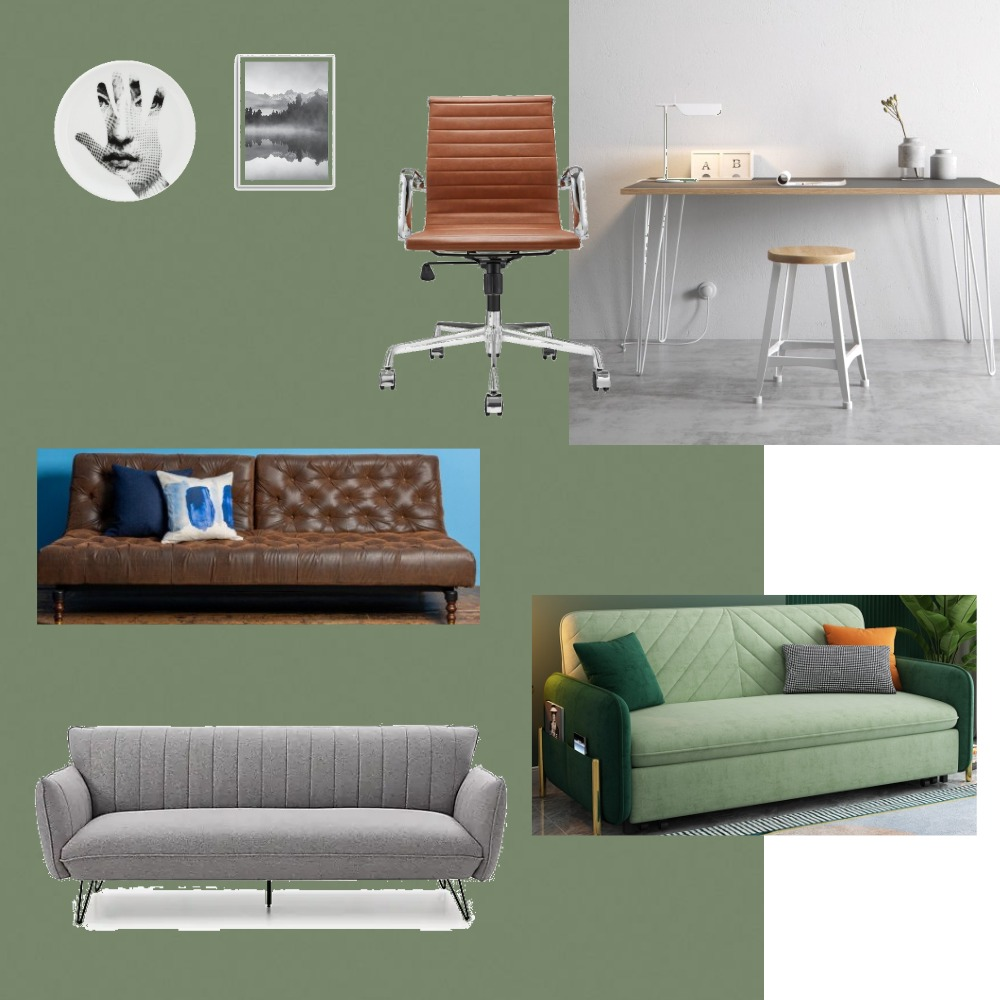 Rupert Study Interior Design Mood Board by RosePeckham on Style Sourcebook