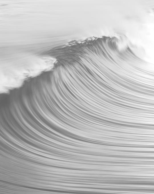 Wave Wallpaper Mural