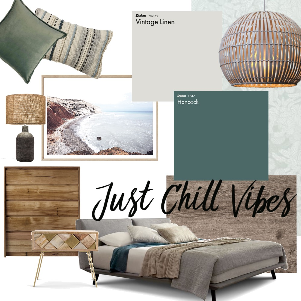 Bedroom Interior Design Mood Board by Pcjinteriors on Style Sourcebook