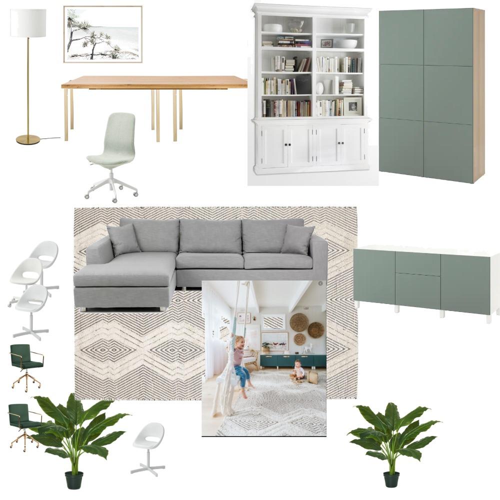 Rumpus Interior Design Mood Board by cgriffin on Style Sourcebook
