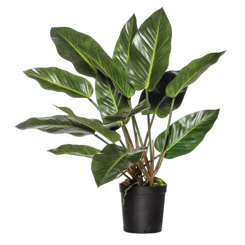 70cm Potted Faux Anthurium Plant