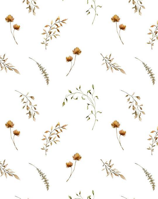 Golden Meadows Wallpaper