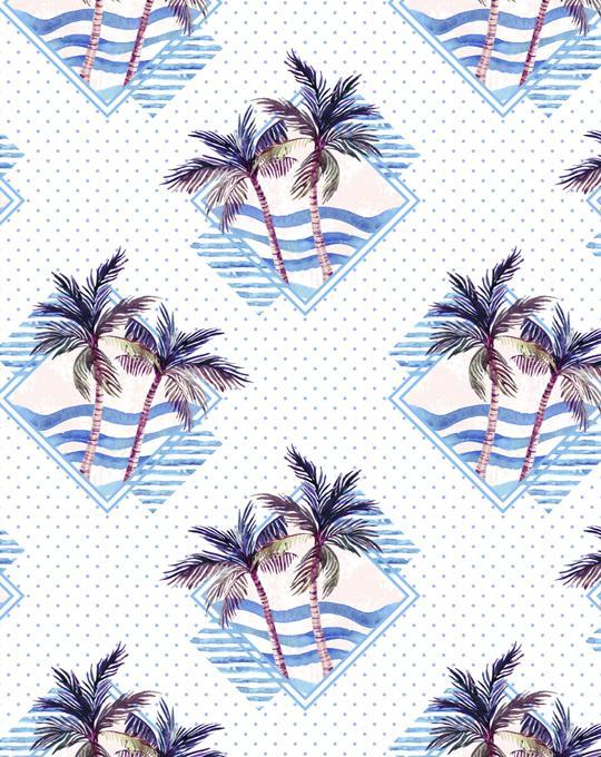 Malibu Palms Wallpaper