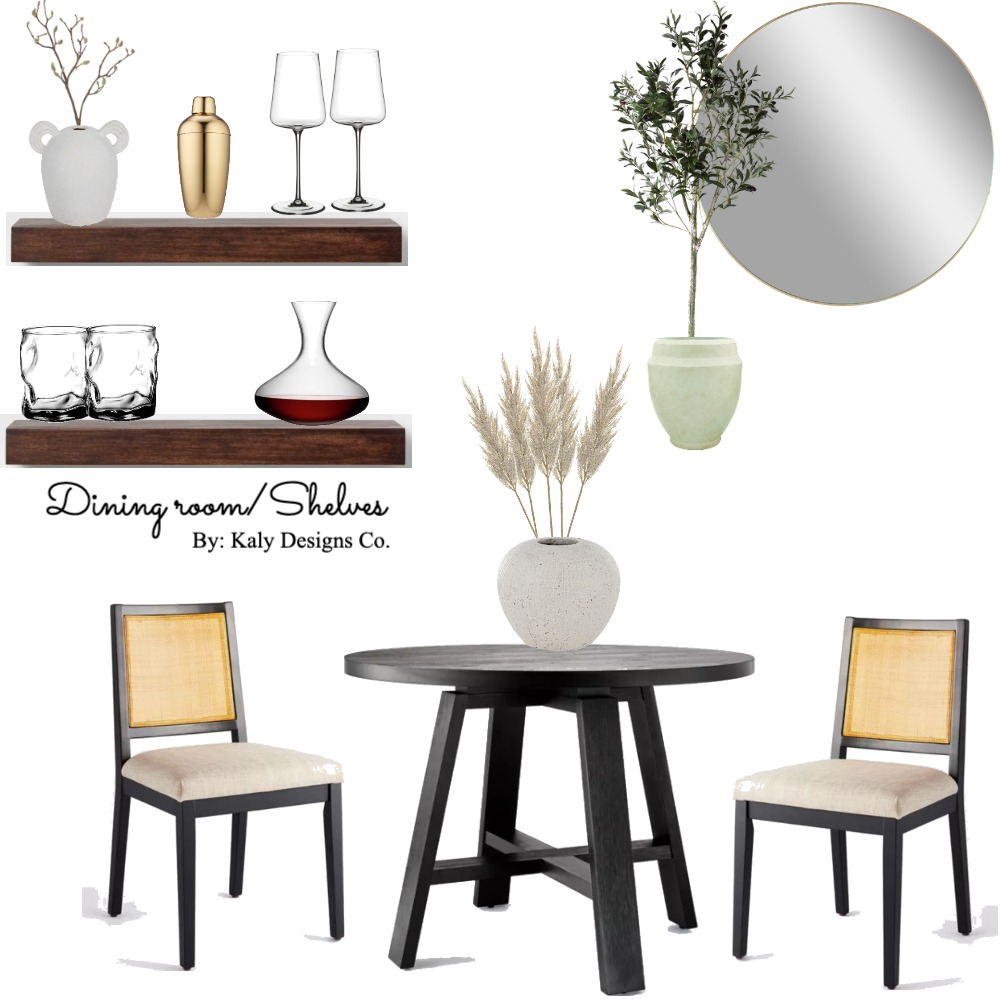 Arlene dining1 Interior Design Mood Board by Kaly on Style Sourcebook