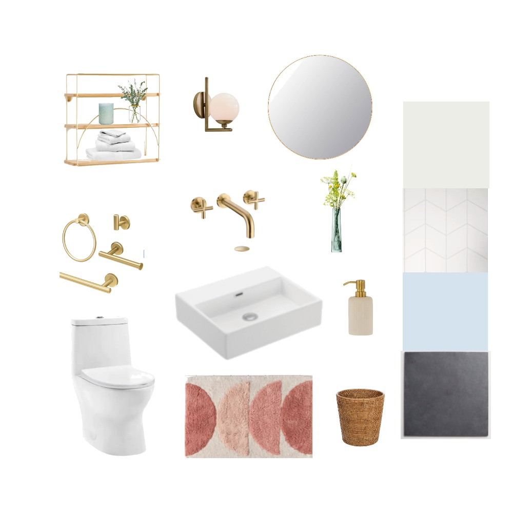 WC Interior Design Mood Board by pilar22 on Style Sourcebook