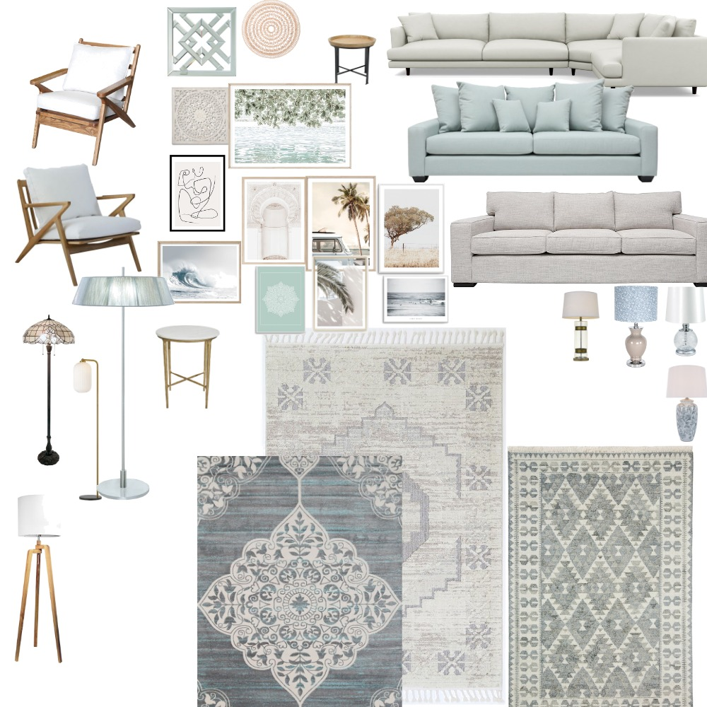 Living Room Furniture Interior Design Mood Board by wanjiku on Style Sourcebook