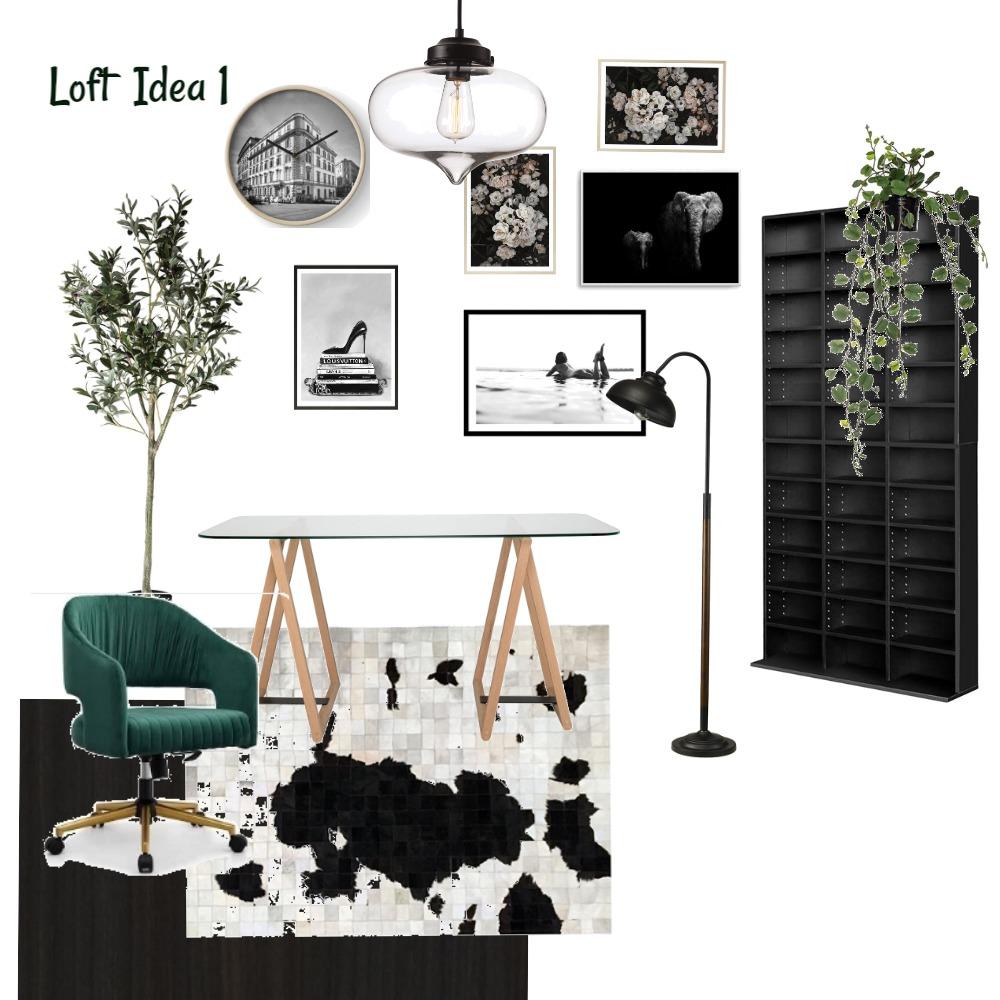 Loft1 Interior Design Mood Board by Beautystartsat209 on Style Sourcebook