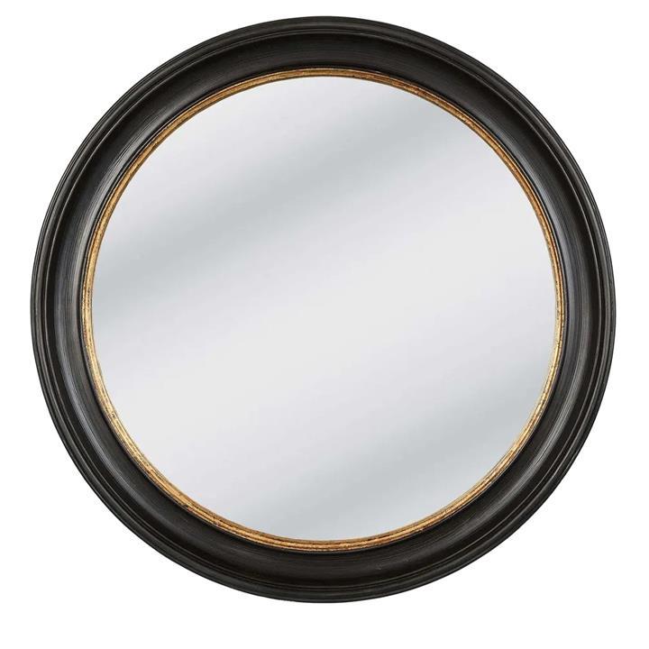 Teresa Round Wall Mirror, 84cm