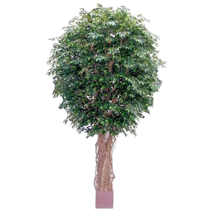 Giant Artificial Fat Ficus Liana Tree, 610cm