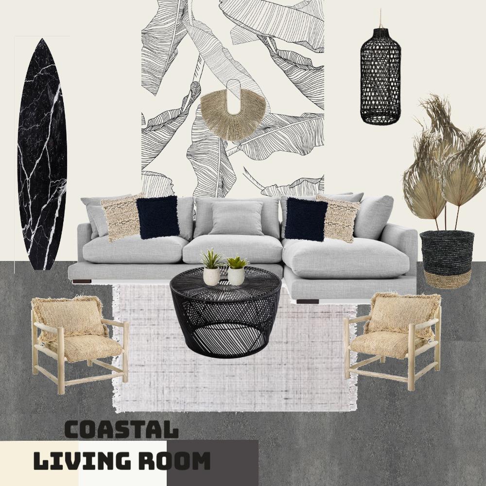 Coastal California Interior Design Mood Board by arhill on Style Sourcebook