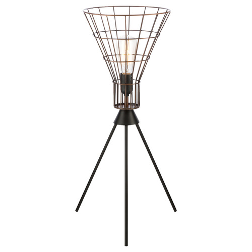 Scarbrough Galvanised Iron Table Lamp