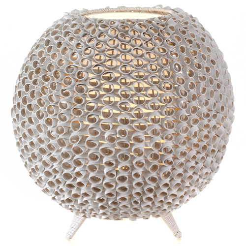 Honeycomb Ball David Table Lamp