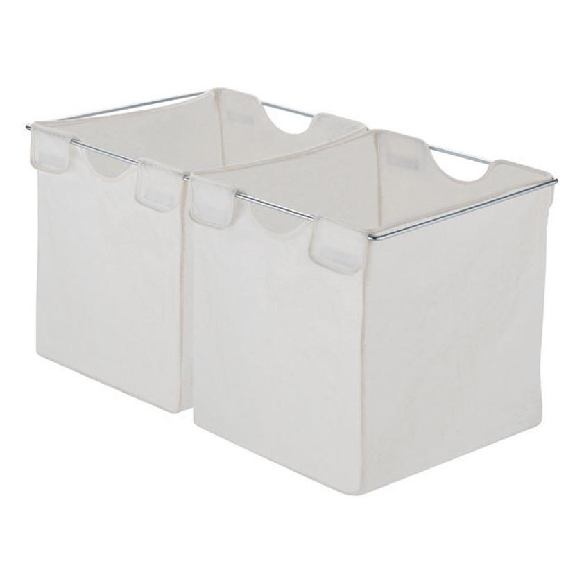 Laundry Bag With Velcro Fastening & Rack