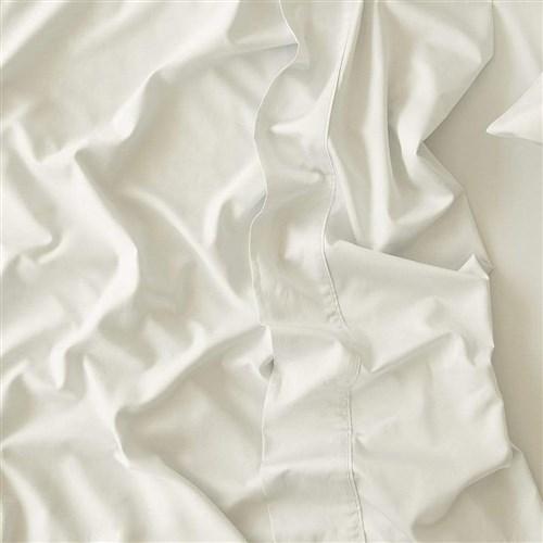 MyHouse Reyne Tencel King Single Bed Sheet Set Pebble