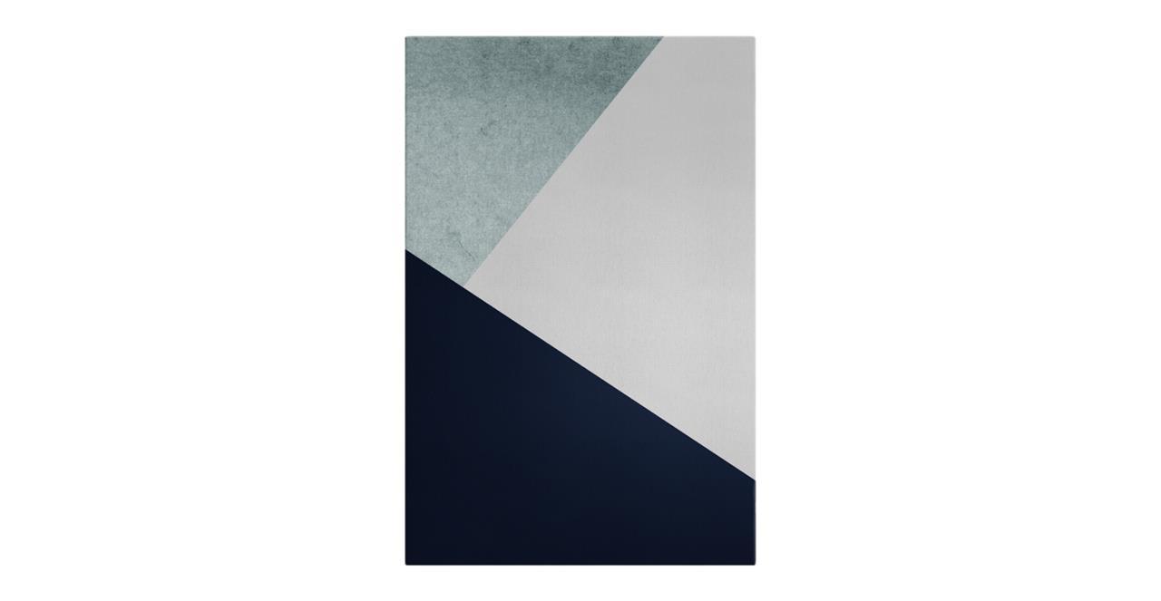 The Angles Print Canvas Medium