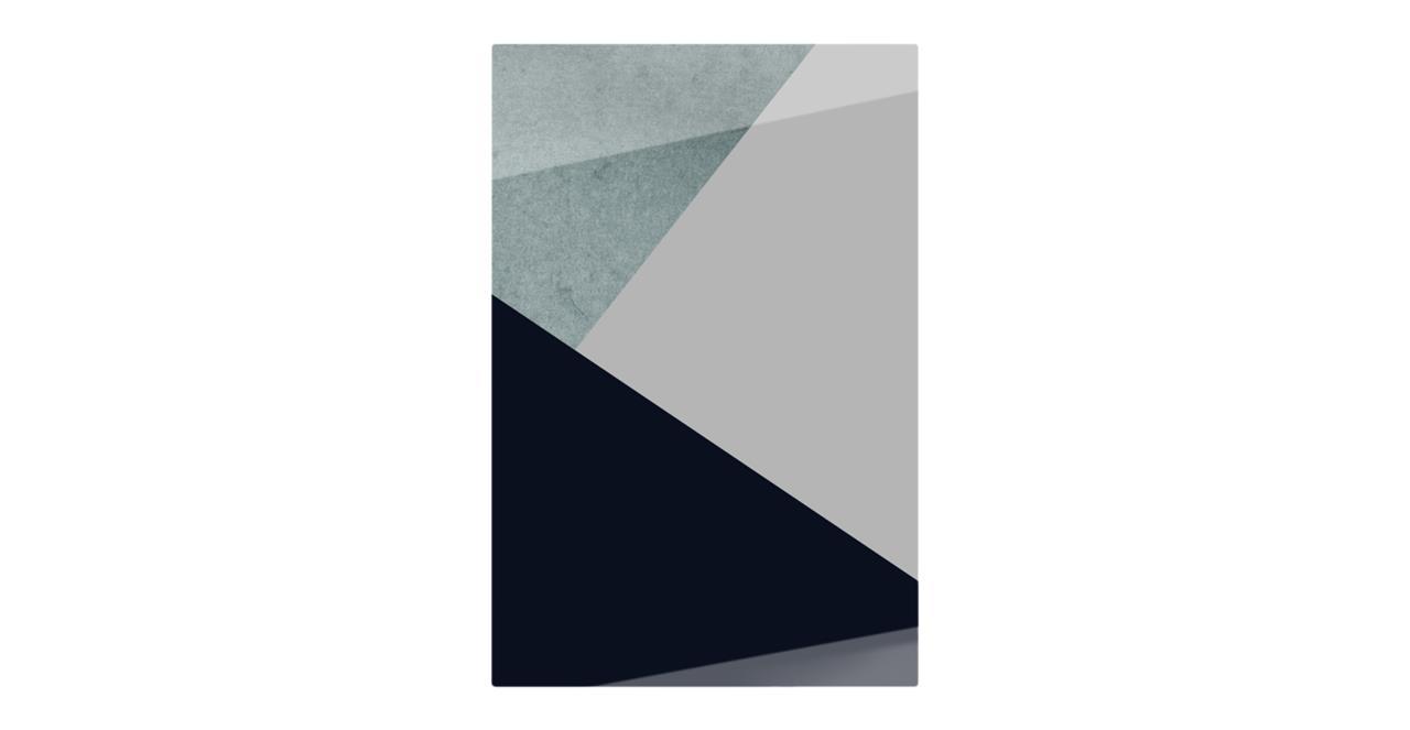 The Angles Print Metal Print Medium