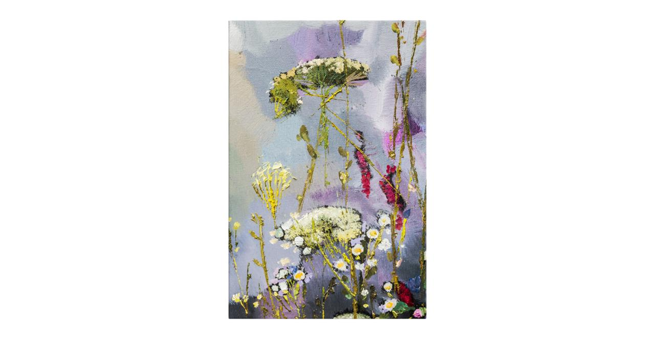 The Bloom Print Canvas Small
