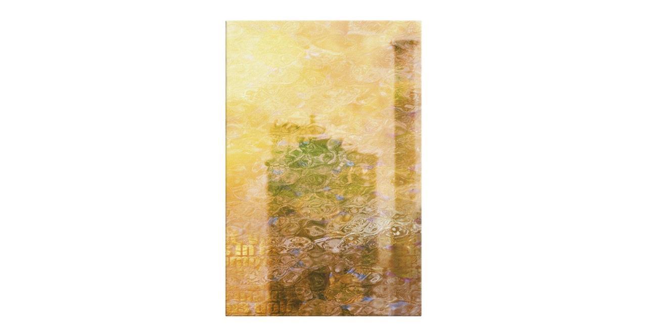The City Sun Print Canvas Medium Afternoon