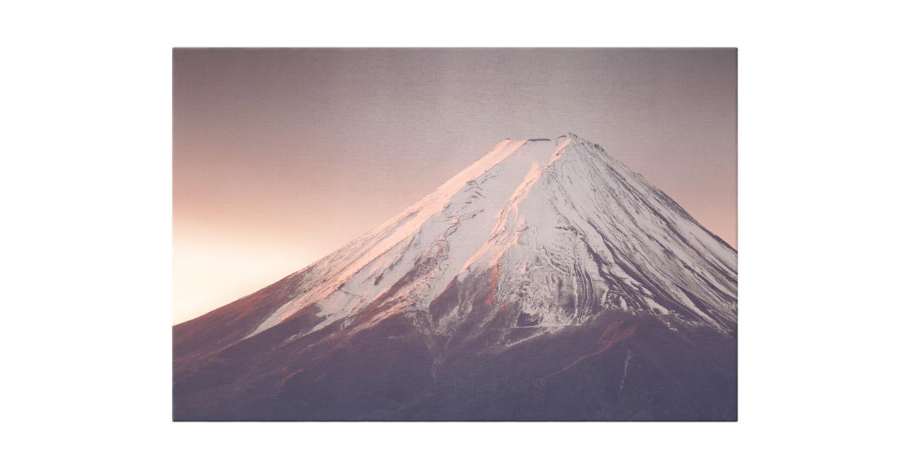 The Climb Print Canvas Medium