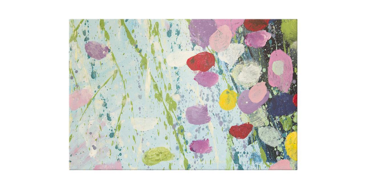 The Perennial Print Canvas Medium