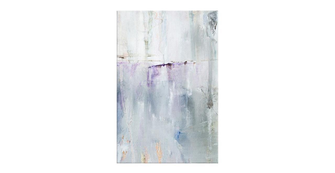 The Purple Rain Print Canvas Medium Light