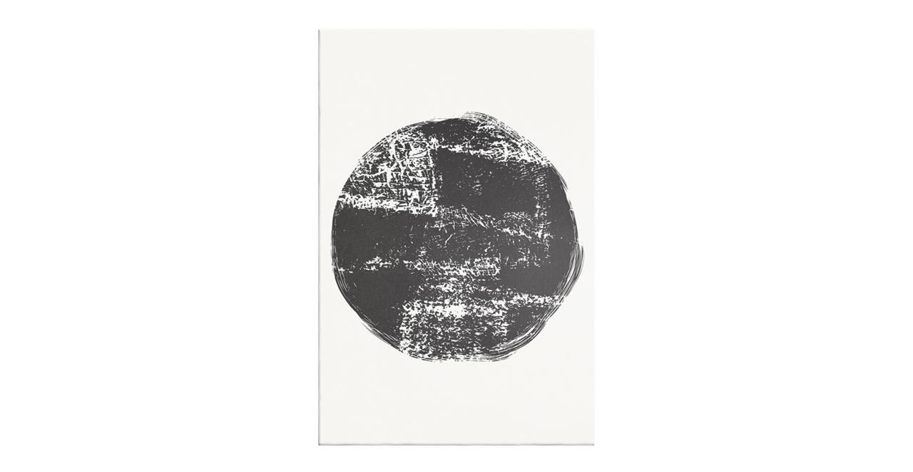 The Lunar Print Canvas Small Full