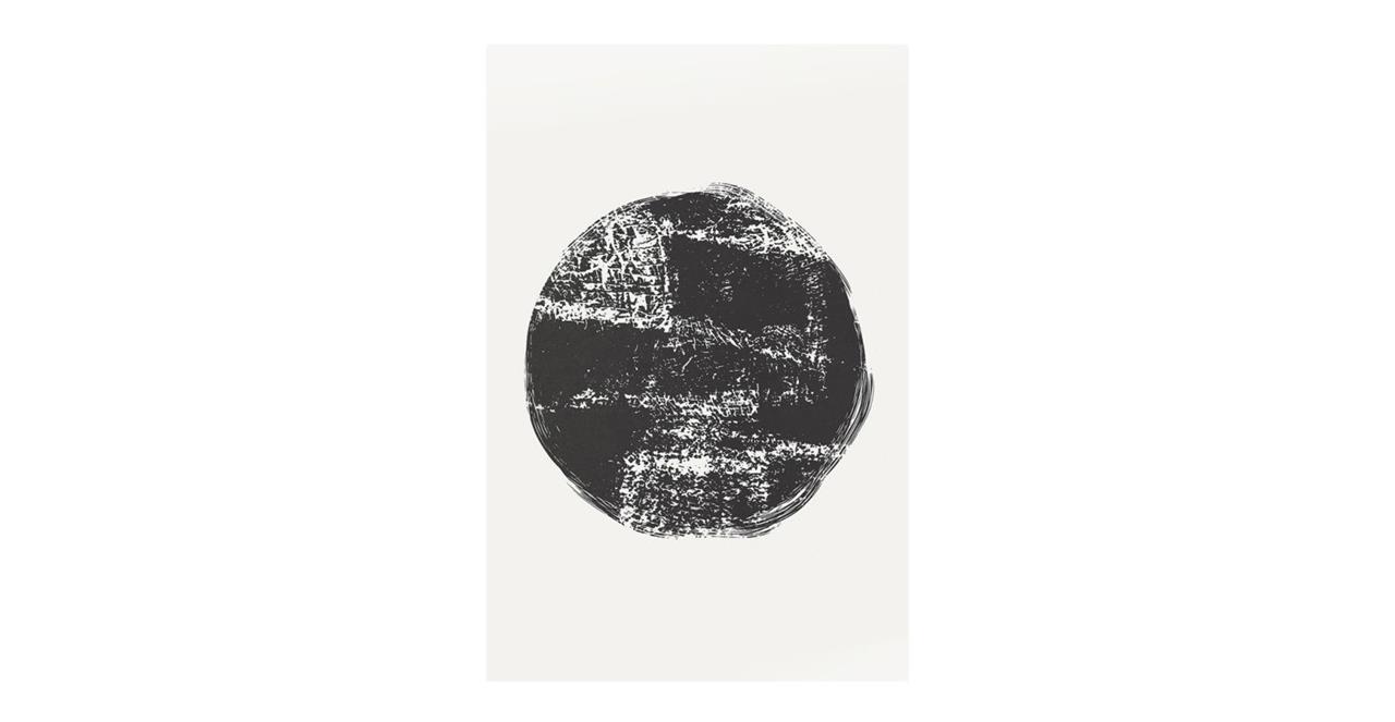 The Lunar Print Metal Print Medium Full