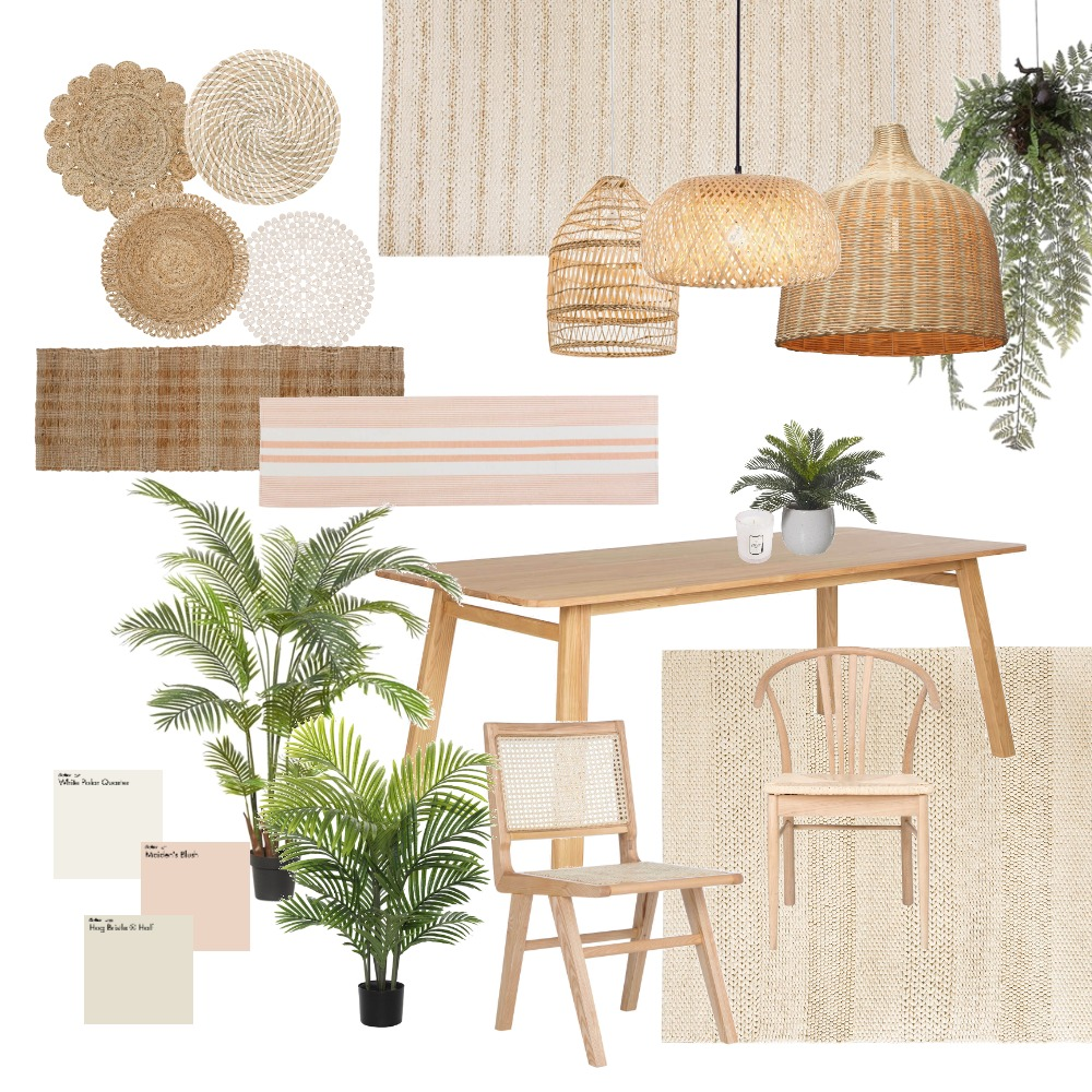 Dining Room Interior Design Mood Board by hannahosullivan on Style Sourcebook