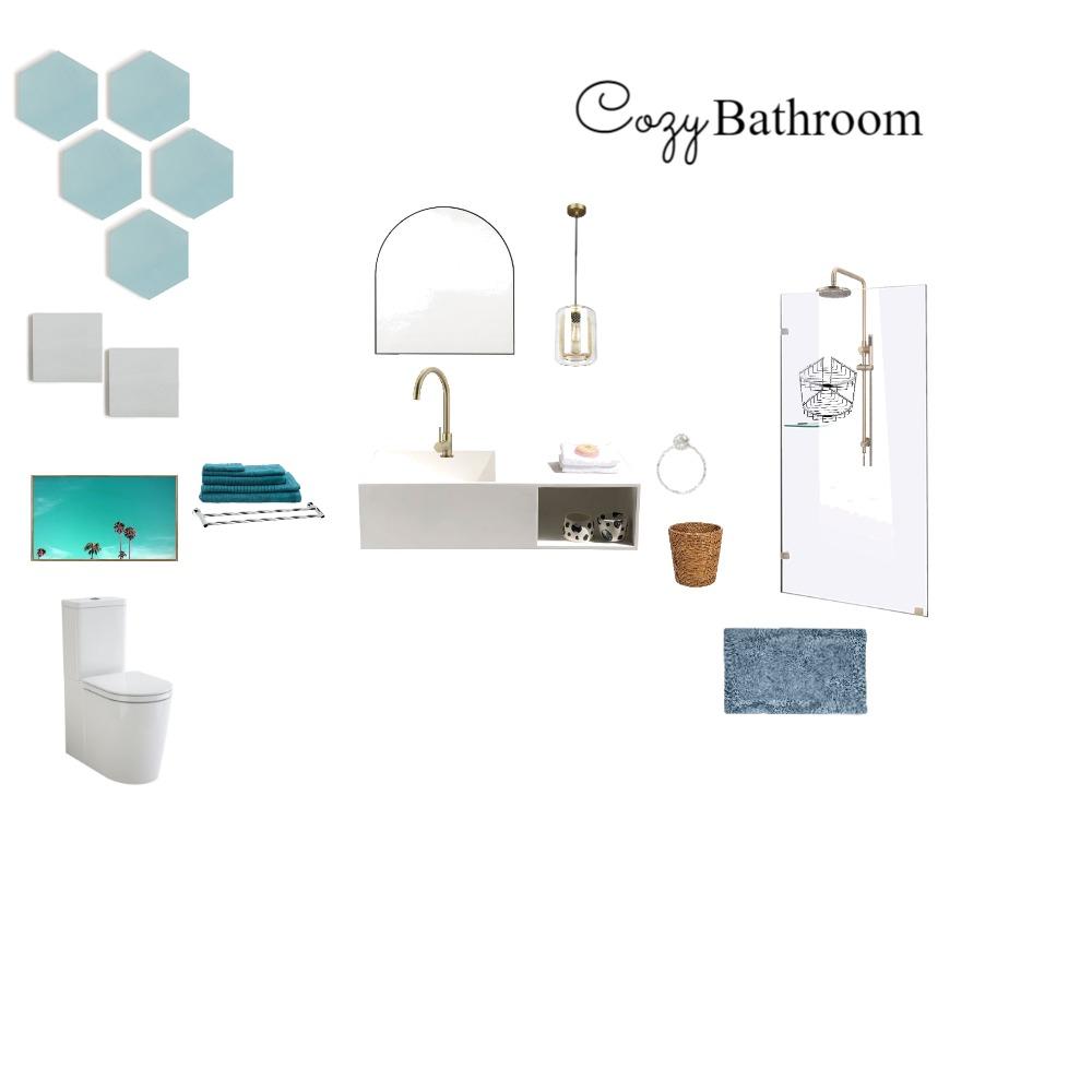 Bathroom Interior Design Mood Board by Jasonyarz on Style Sourcebook