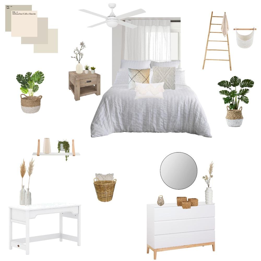 Bohemian Bedroom Interior Design Mood Board by marybella on Style Sourcebook
