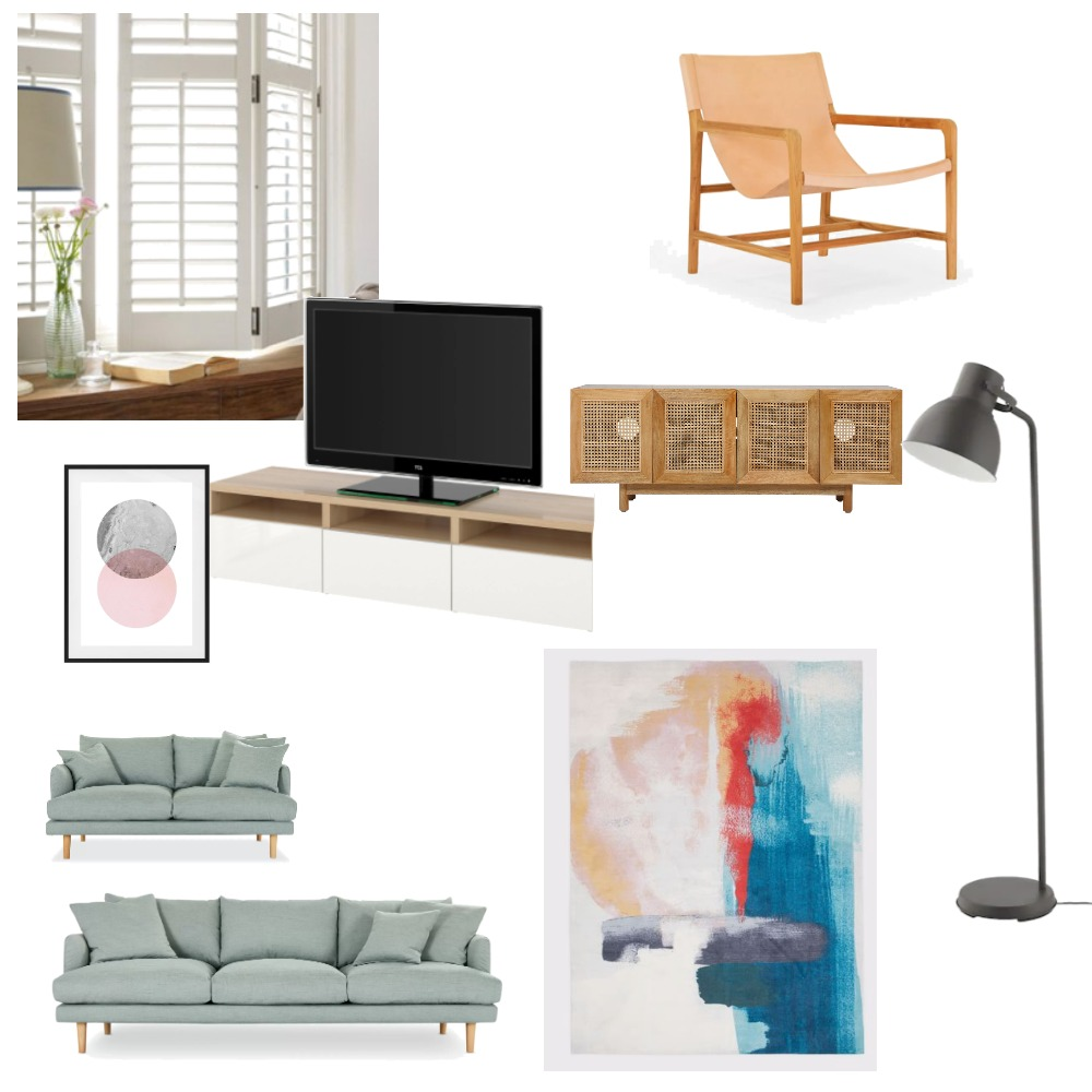 living room Interior Design Mood Board by claireablett on Style Sourcebook