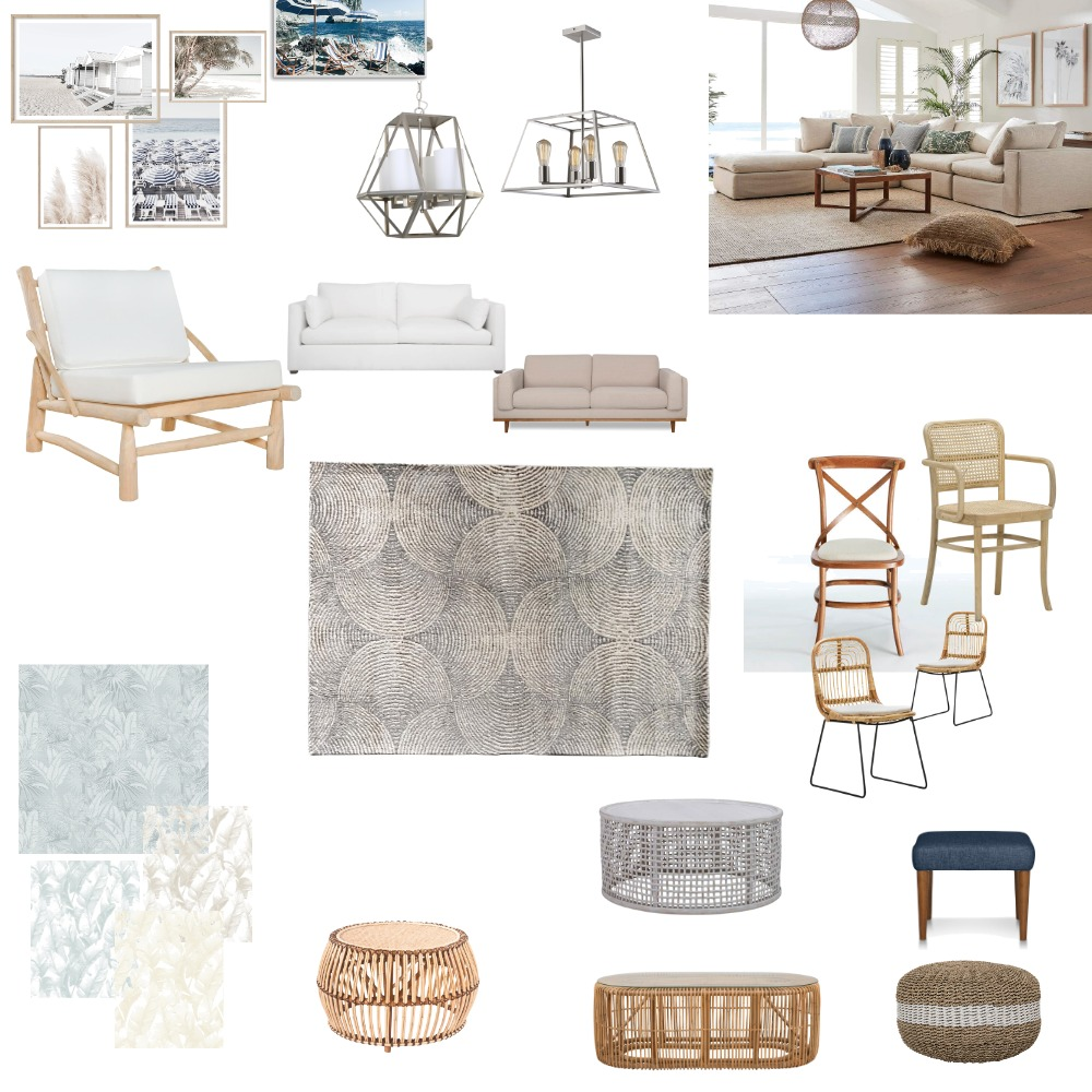 The Bach - Duvauchelle Interior Design Mood Board by EmilyBrown on Style Sourcebook