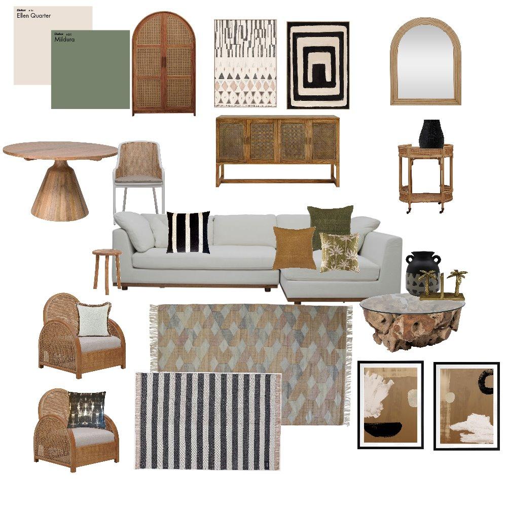 Reno + Design Interior Design Mood Board by Katherine Eldred on Style Sourcebook