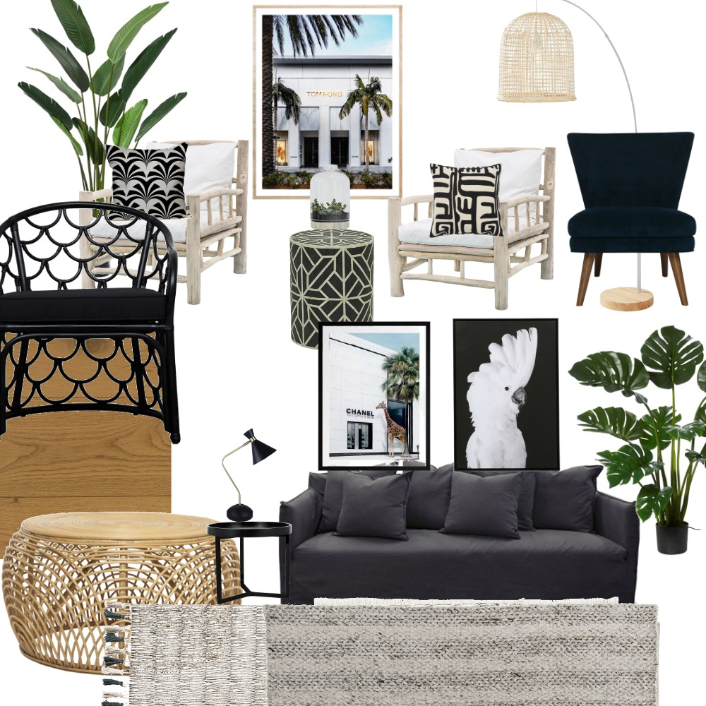 Coast Living Room Interior Design Mood Board by lwalker on Style Sourcebook