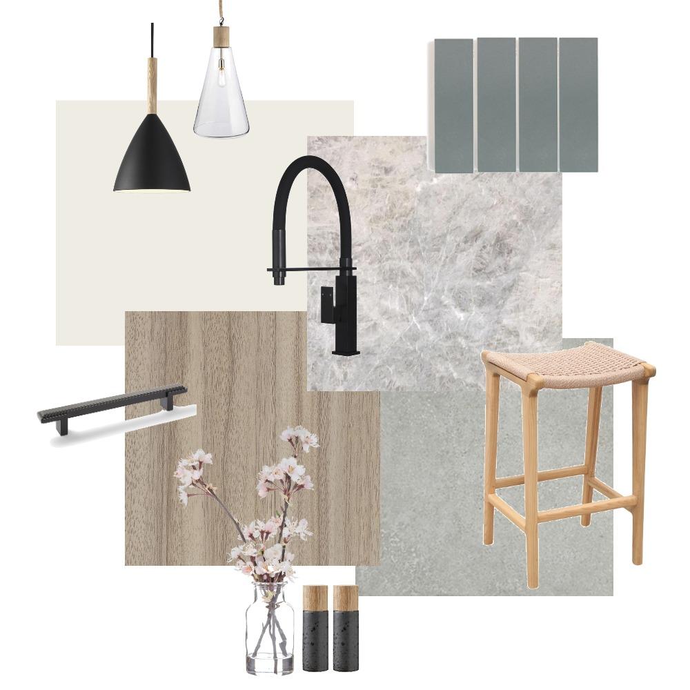 Kitchen Board Interior Design Mood Board by Tintin Christina Design on Style Sourcebook