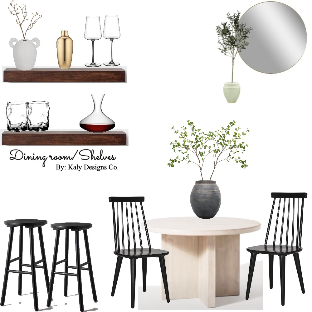 Arlene dining room 2 Interior Design Mood Board by Kaly on Style Sourcebook