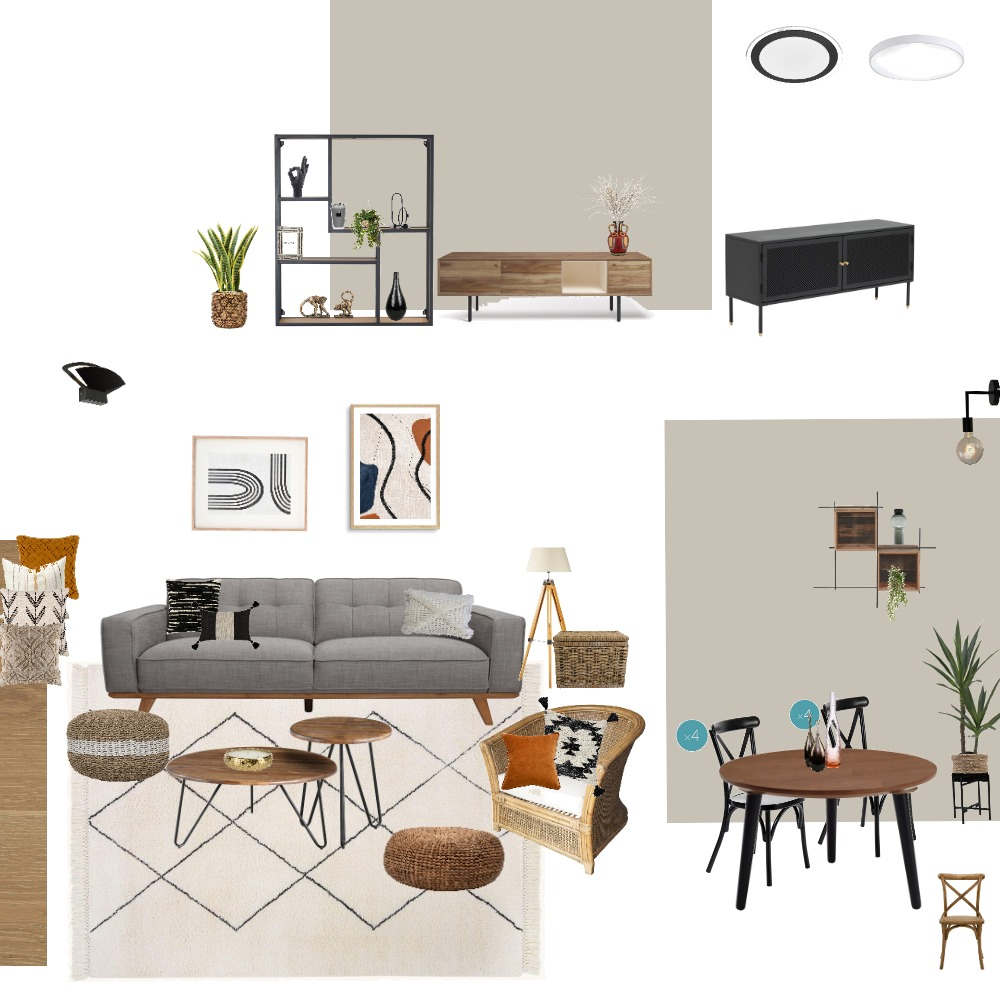 maty mood 1 Interior Design Mood Board by cohen einat on Style Sourcebook
