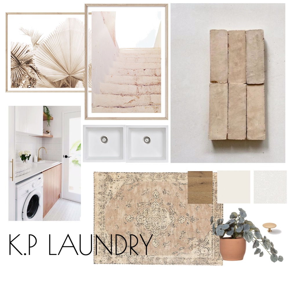 KP LAUNDRY Interior Design Mood Board by Dimension Building on Style Sourcebook