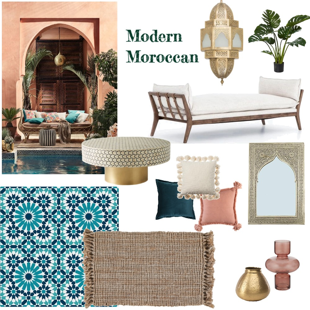 moroccan dreaming Interior Design Mood Board by Alicia_gammell on Style Sourcebook