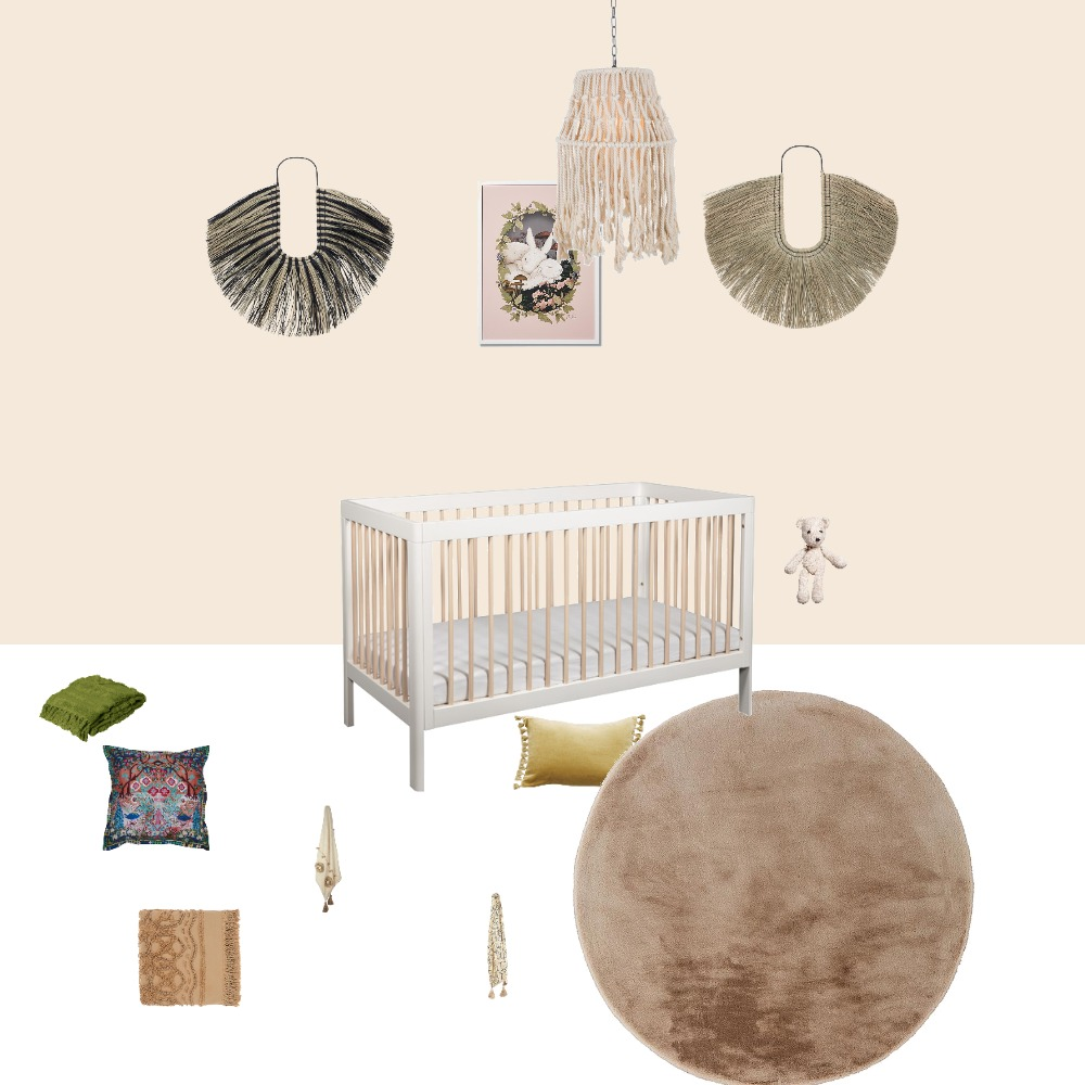 nursery Interior Design Mood Board by keiraseager on Style Sourcebook