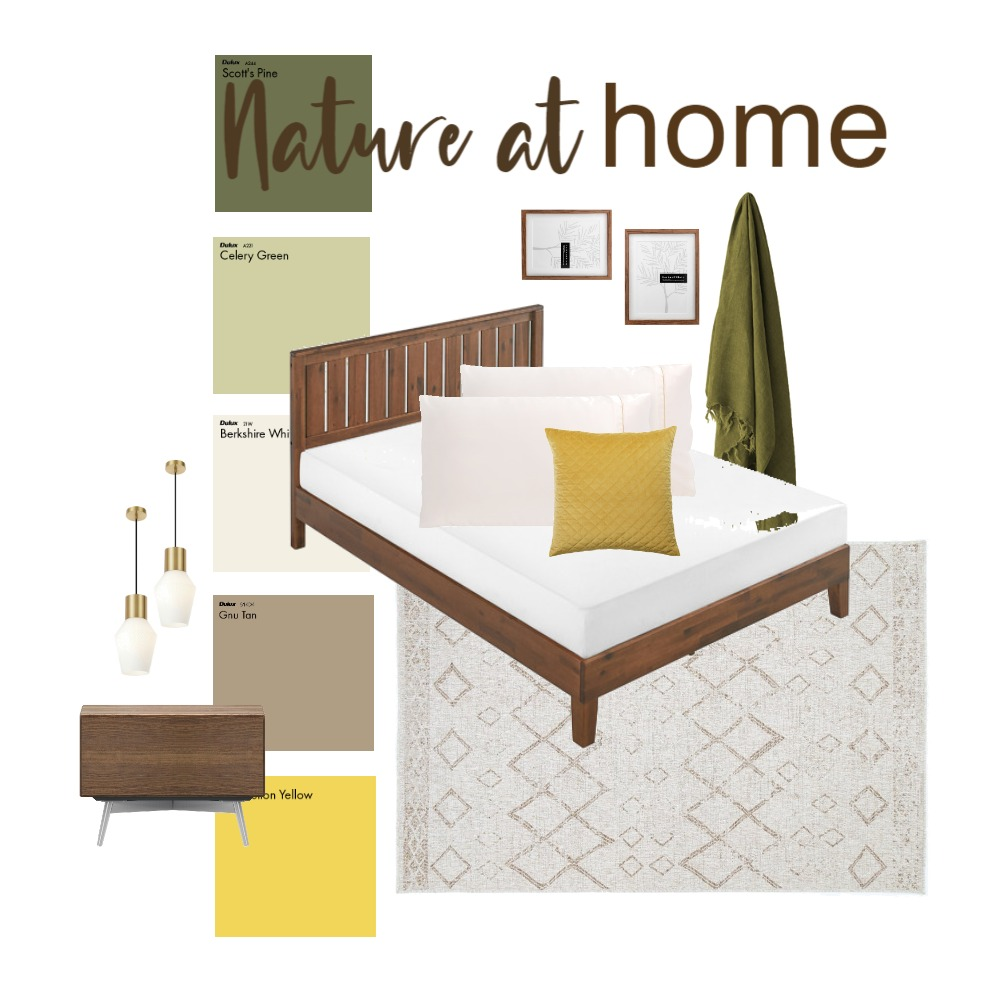 nature at home Interior Design Mood Board by VerenaHainz on Style Sourcebook