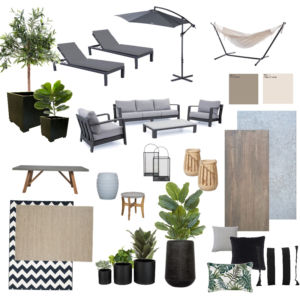 Aziz Interior Design Mood Board by Jacky on Style Sourcebook