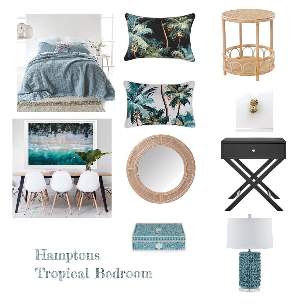 Boho Luxe Bedroom 2 Interior Design Mood Board by Anna Bella on Style Sourcebook