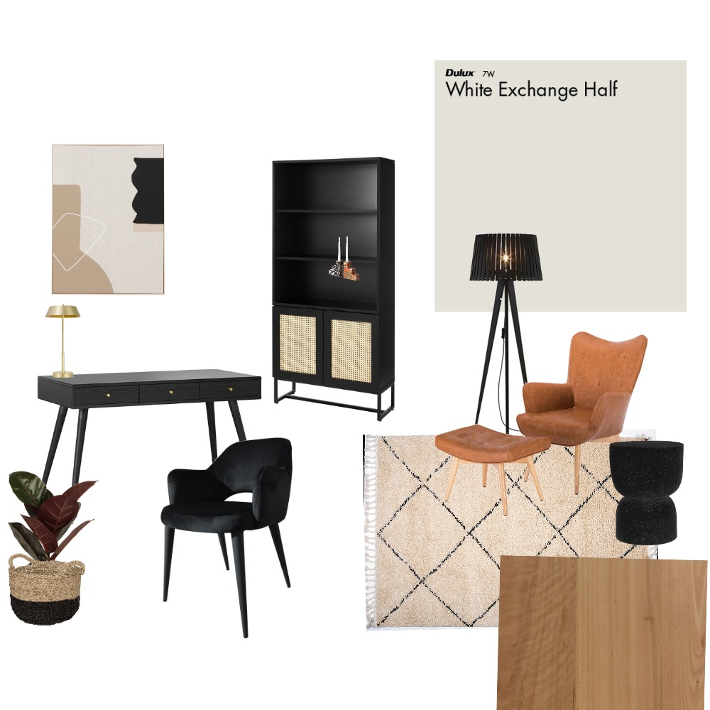 Study Interior Design Mood Board by Katmarie on Style Sourcebook