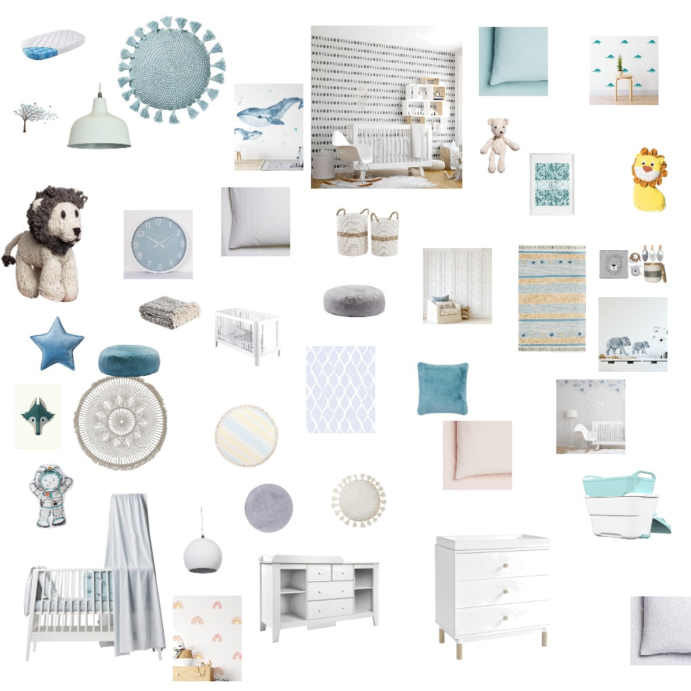 boy bedroom Interior Design Mood Board by claire.richards7 on Style Sourcebook
