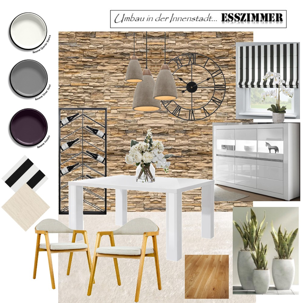 Esszimmer Interior Design Mood Board by sisi_ml on Style Sourcebook