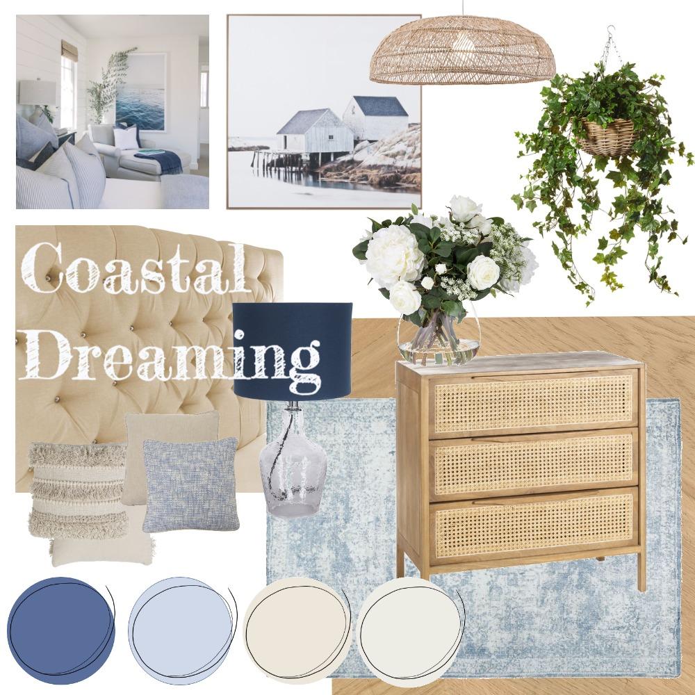 Coastal Bedroom Interior Design Mood Board by Missy & Me on Style Sourcebook