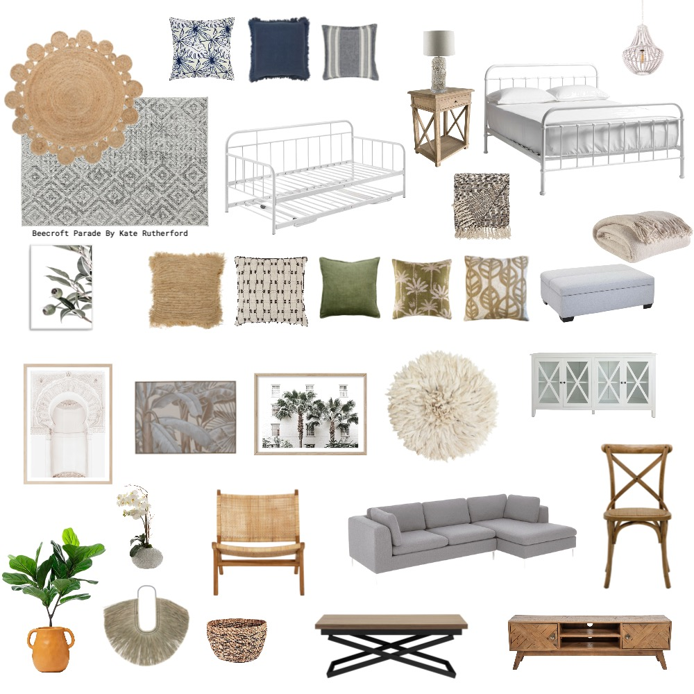 Beecroft Parade Interior Design Mood Board by KateRutherfordStyling on Style Sourcebook