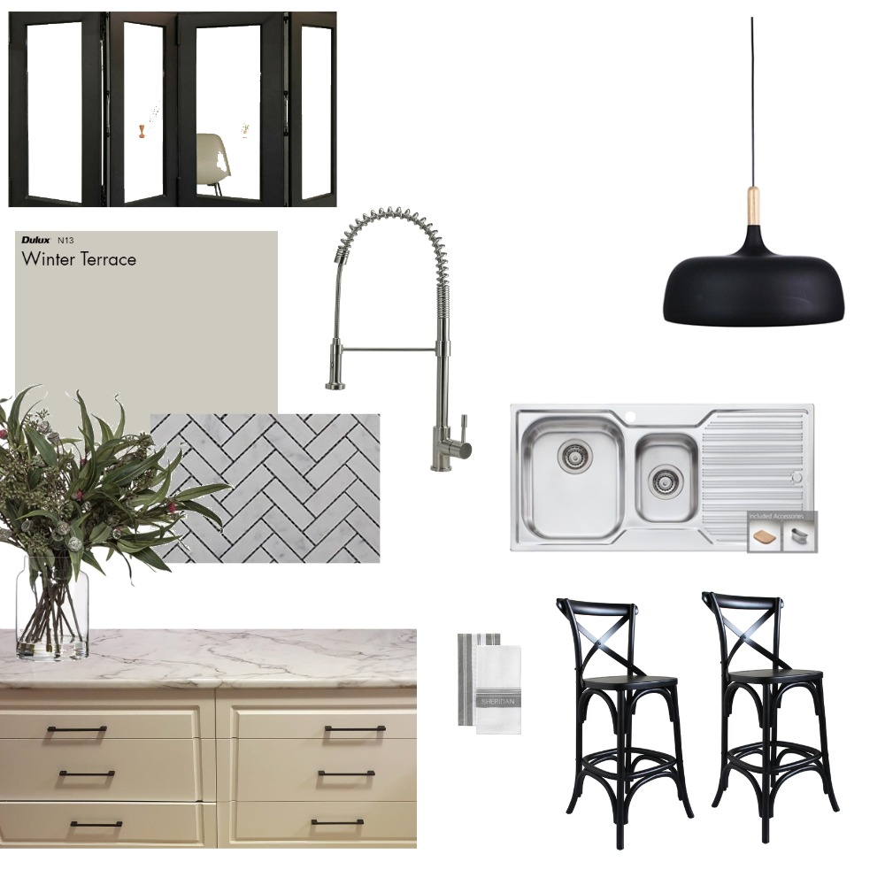 Kitchen 2 Interior Design Mood Board by Countryfeel on Style Sourcebook